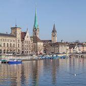Morning In Zurich