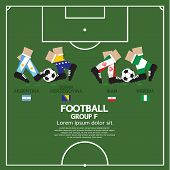 Group F Of 2014 Football (soccer) Tournament