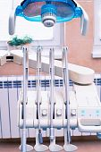 Dental chair equipment