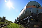 Oil And Fuel Transportation By Rail