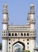 picture of charminar  - 400 year old historic charminar - JPG