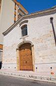 Church of St. Antonio. Laterza. Puglia. Italy.