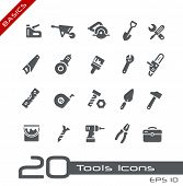 Tools Icons // Basics