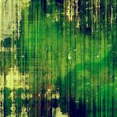 Abstract old background with rough grunge texture. With different color patterns: blue; yellow (beige); brown; green