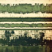 Abstract distressed grunge background. With different color patterns: yellow (beige); brown; gray; green