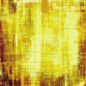 Designed background in grunge style. With different color patterns: yellow (beige); brown; gray
