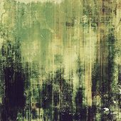 Old Texture or Background. With different color patterns: black; yellow (beige); brown; gray; green
