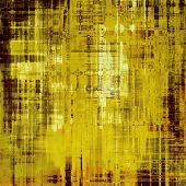 Old abstract grunge background, aged retro texture. With different color patterns: yellow (beige); brown; gray