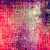 Old abstract grunge background for creative designed textures. With different color patterns: red (orange); blue; purple (violet); pink
