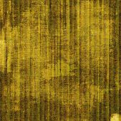 Retro background with old grunge texture. With different color patterns: yellow (beige); brown; green