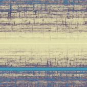 Grunge old-school texture, background for design. With different color patterns: yellow (beige); blue; gray; purple (violet)