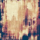 Old Texture or Background. With different color patterns: yellow (beige); blue; brown; gray; purple (violet)