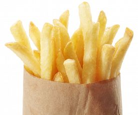 stock photo of takeaway  - Potato  - JPG