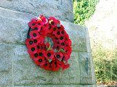War Memorial - Wreath