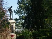 War Memorial - Statue