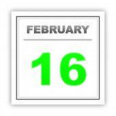 picture of february  - February 16 - JPG