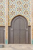 image of titanium  - Hassan II Mosque in Casablanca - JPG