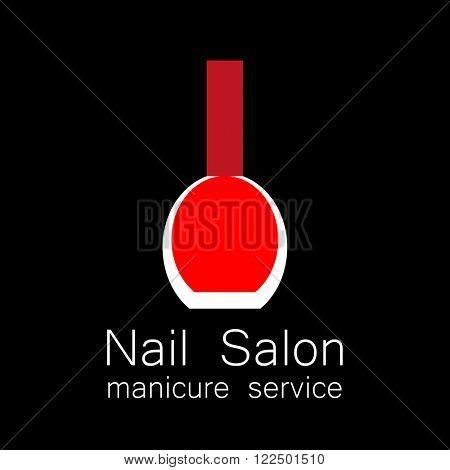 nail salon logo design ideas