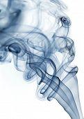 Fumaça azul