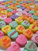 Candy Hearts Forever