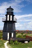 Fort Jefferson Lighthouse
