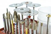 dental burs and grinding wheels for laboratory