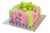 Colorful Cake Package