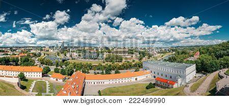Vilnius Lithuania Modern