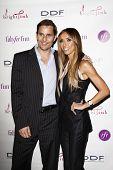Los Angeles, ca-mar 3: bill Rancic und Frau Giuliana Rancic bei der Launch-Party für 'Fabfitfun' ho