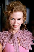 LOS ANGELES, CA - DEC 9: Nicole Kidman at the premiere of 'Nine' held at the Mann Village Theater in