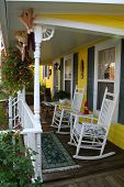 Homestead Porch