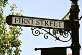 Calle primera señal