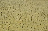 Background cracked ground of salt pan