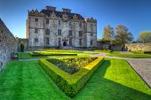 Portumna Castle and gardens in Co. Galway, Ireland