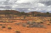 High Dynamic Range (Hdr) Impression Of West Macdonnell Ranges, Australia