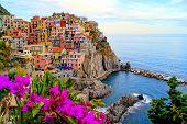 cinqueterre, Italien