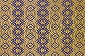 Pattern of Thai native cloths