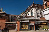 Palace Of Panchen Lamas
