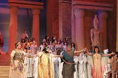 A Final Of The Opera Aida