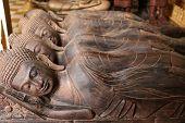 Laying Buddhas