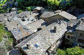 Bard - mittelalterliches Dorf