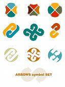 Symbols With Arrows.
