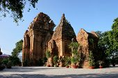 Cham'S Pagoda (Khmer)