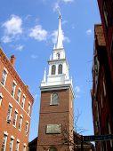A Church In Boston