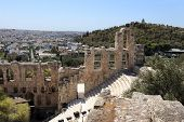 Fragment Of Odeon Of Herodes Atticus
