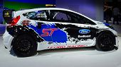 2013 Ford Fiesta St, Global Rallycross