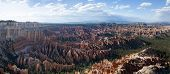 Brice Canyon National Park Panorama