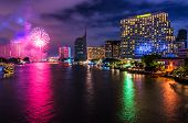 Bangkok Cityscape.