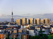 Berlin City Panorama