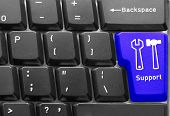 stock photo of backspace  - Close - JPG